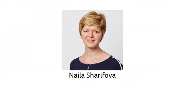 Naila Sharifova